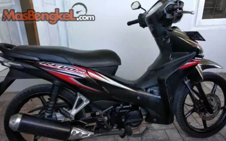 letak flasher revo absolute