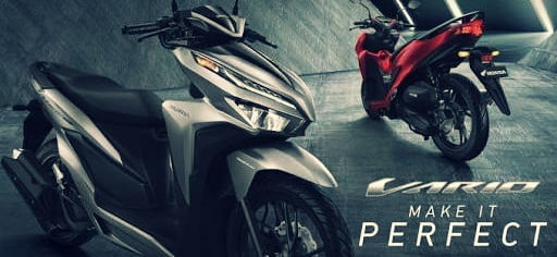Review dan spesifikasi all new honda vario 150